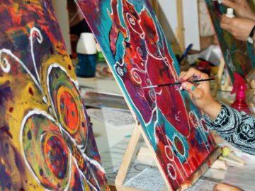 atelier de pictura intuitiva atelier pastel 2