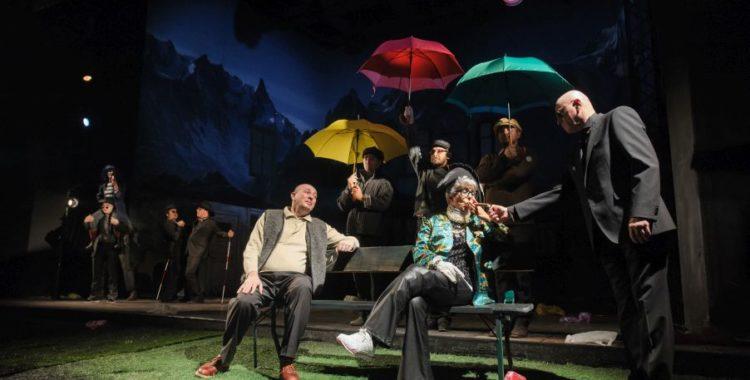 Promoție de februarie la Teatrul Maghiar