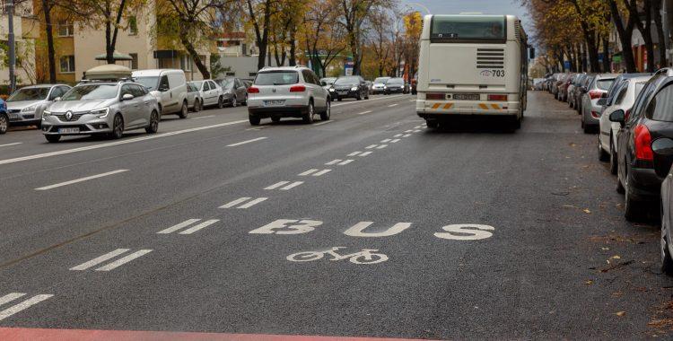 banda pentru transportul in comun (2)