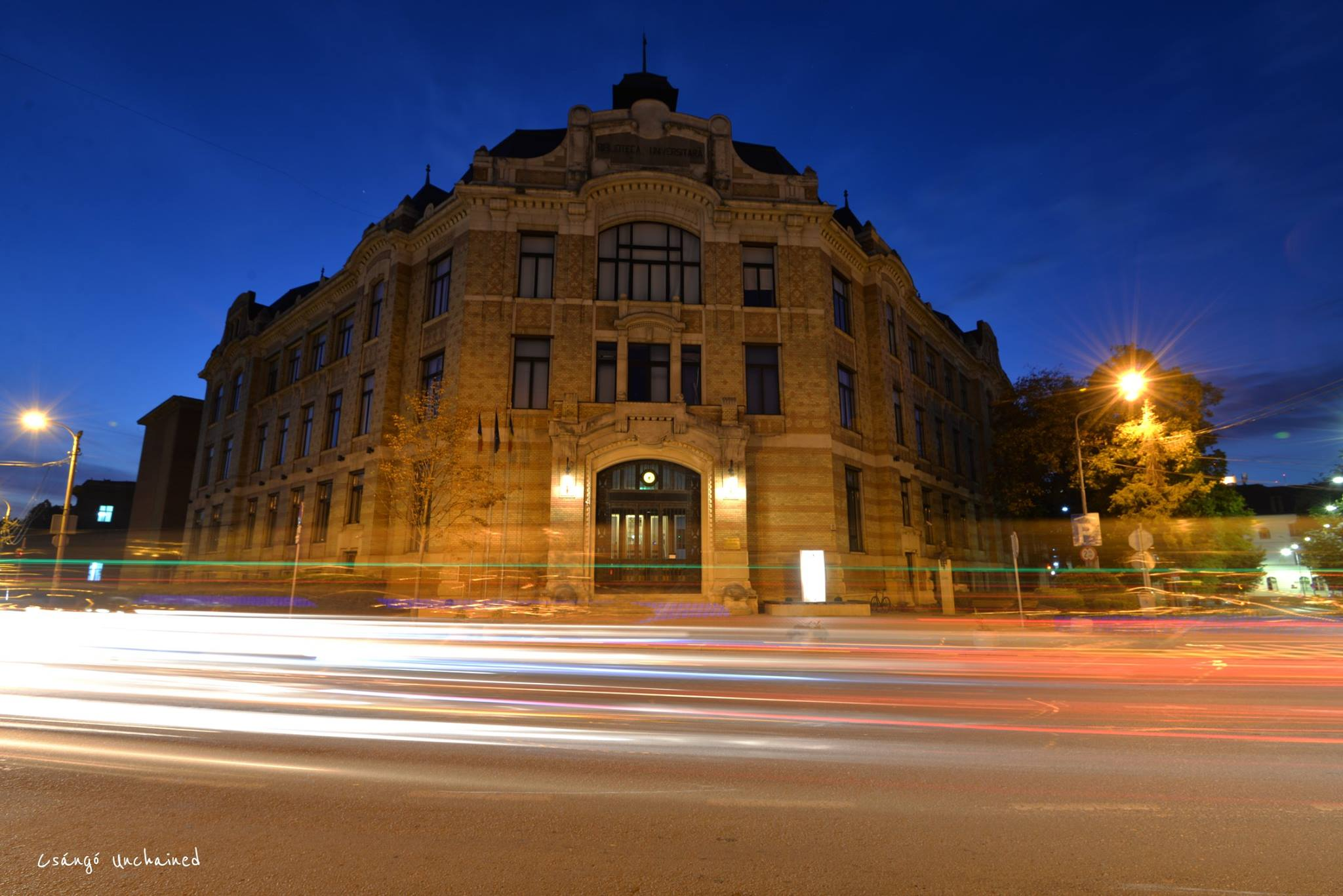 "Biblioteca Centrala Universitara ""Lucian Blaga"""