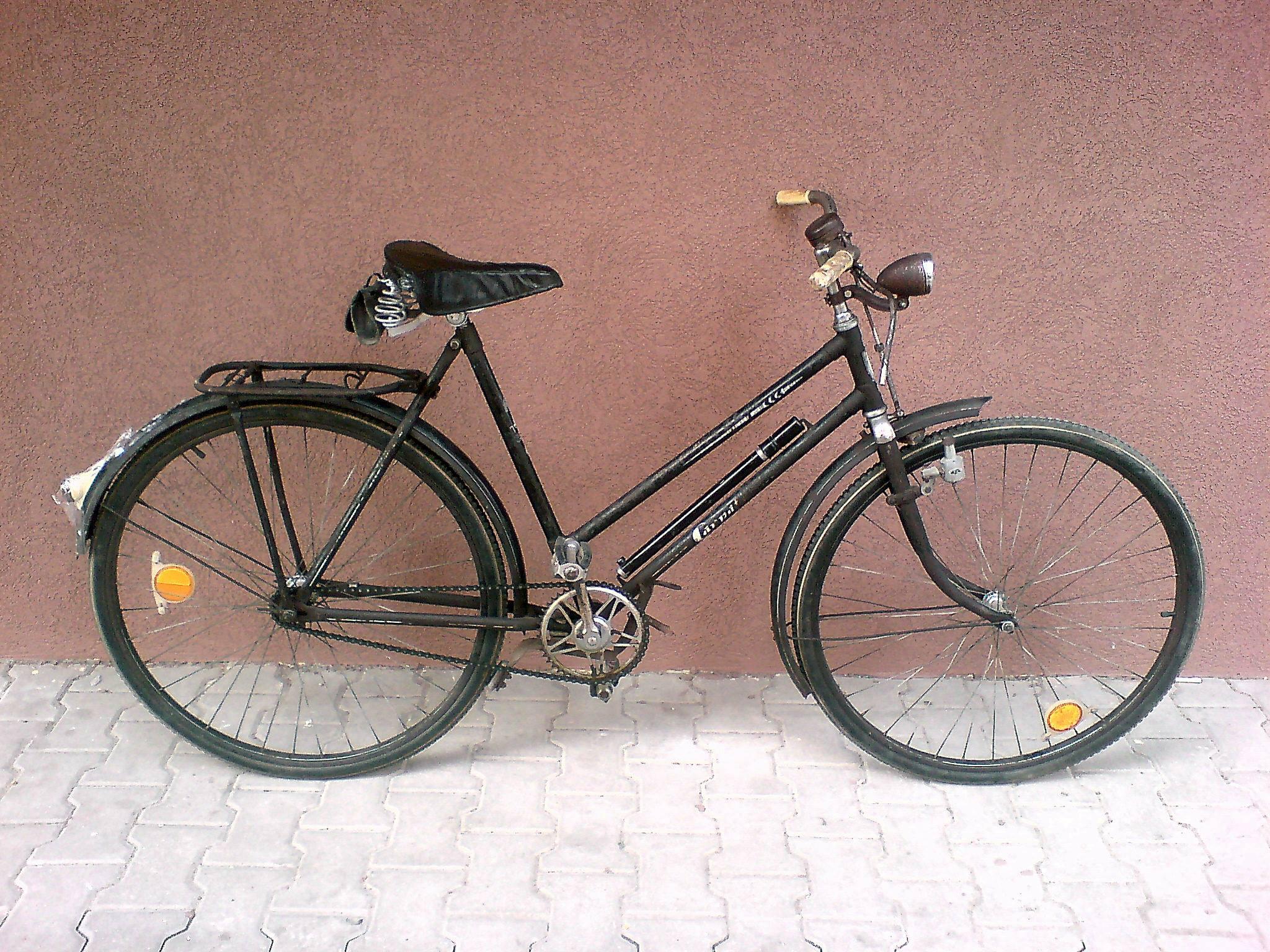 bicicleta carpati