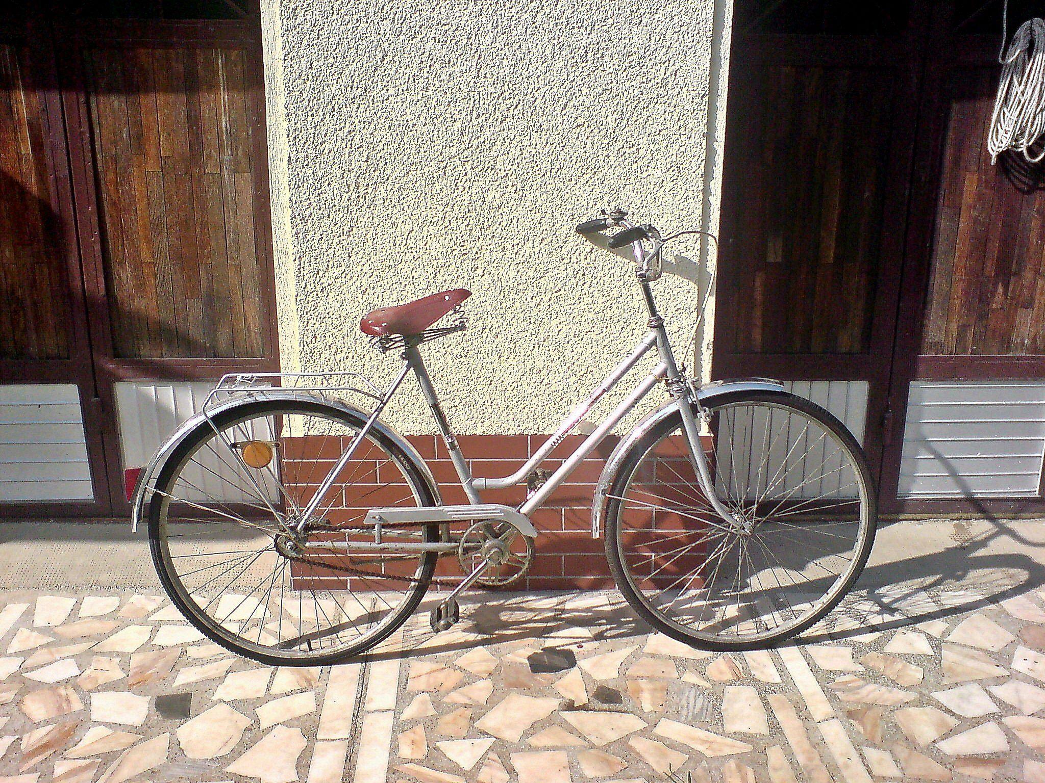 bicicleta pegas turist