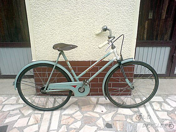 bicicleta pionier