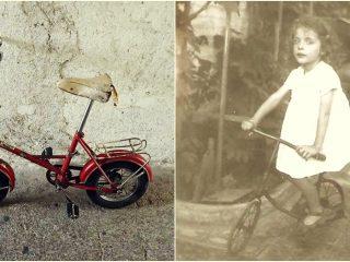 """O colecție deosebită de biciclete vechi românești și o """"bibliotecă ciclistă"""": OldBicycleRo"""