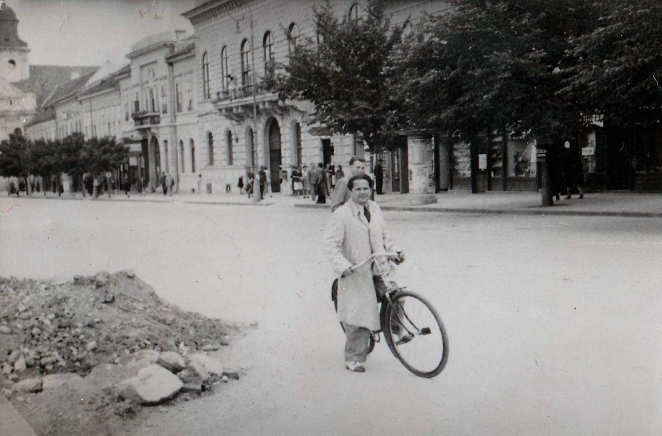 biciclete vechi cluj 1946