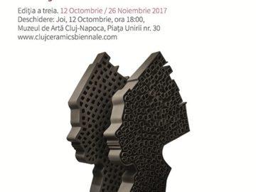 """Bienala Internațională de Ceramică Cluj 2017/ Ceramic Process – """"The Art of Fire"""""""
