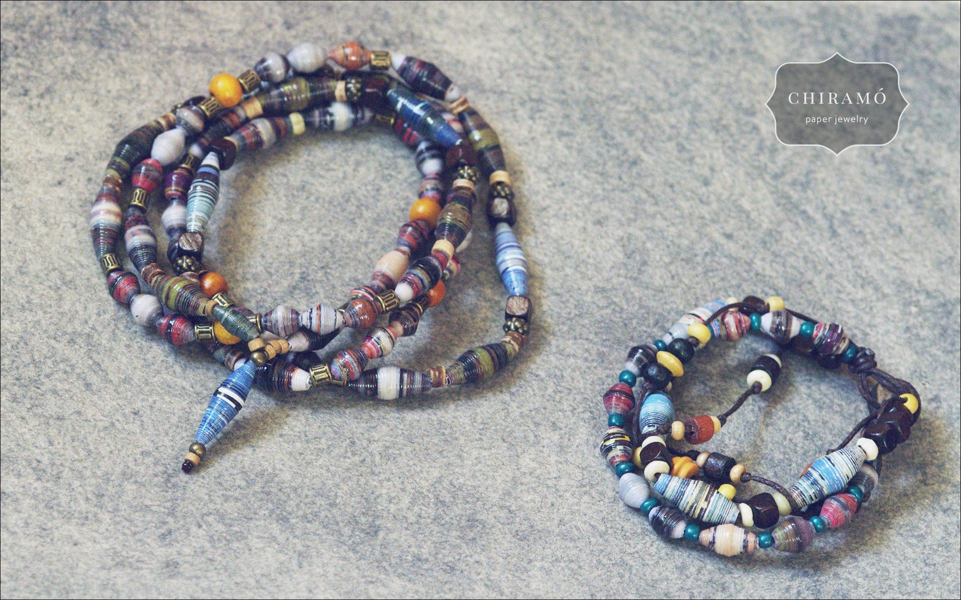 bijuterii din hartie reciclata chiramo (1)