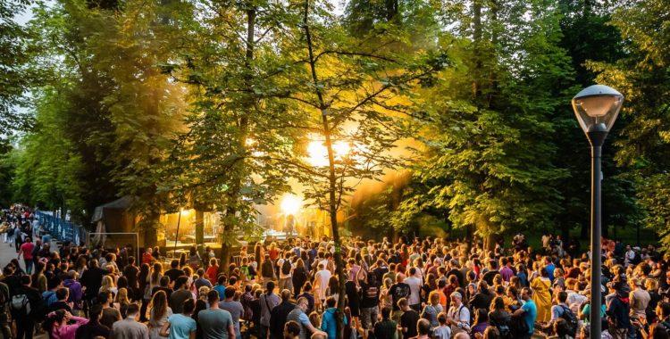bilet neobligatoriu la jazz in the park OK