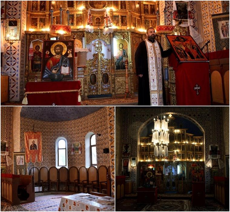 satul finciu, comuna calatele, judetul cluj, biserica ortodoxa