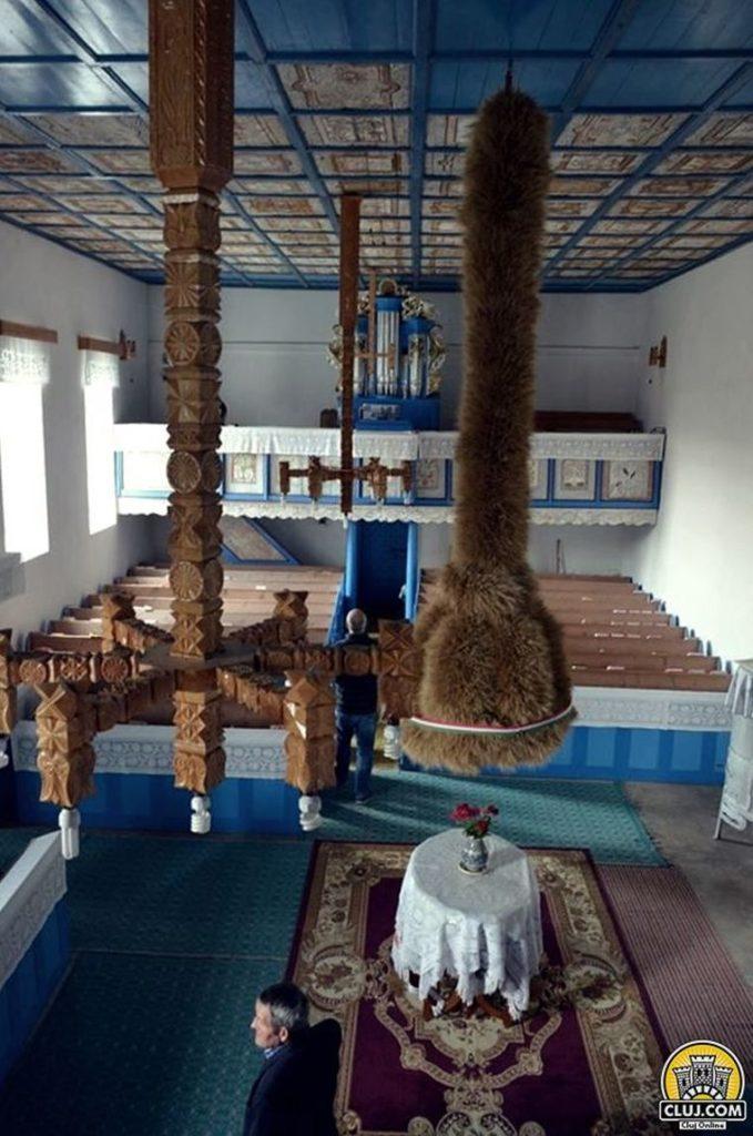 biserica reformata dumbrava