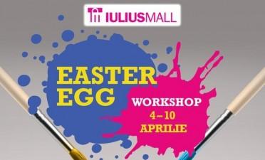 easter egg iulius mall