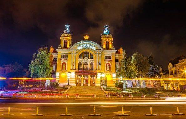 Noaptea Porților Deschise la Teatrul Național