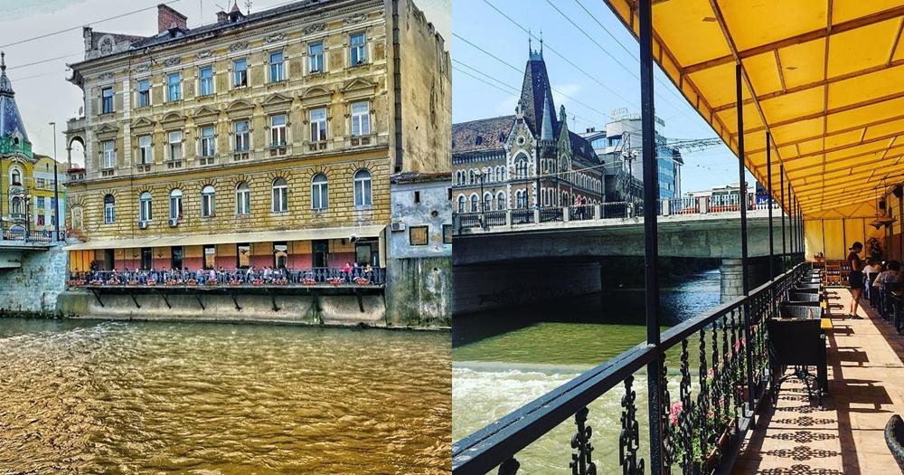 Bricks (M)eating Point Cluj – restaurantul de pe Malul Someșului