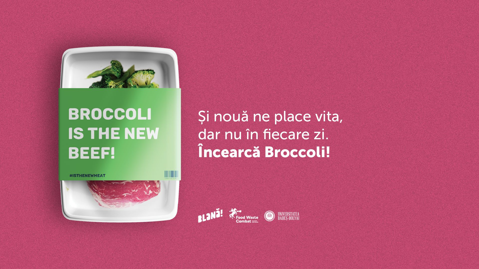 broccoli isthenewmeat