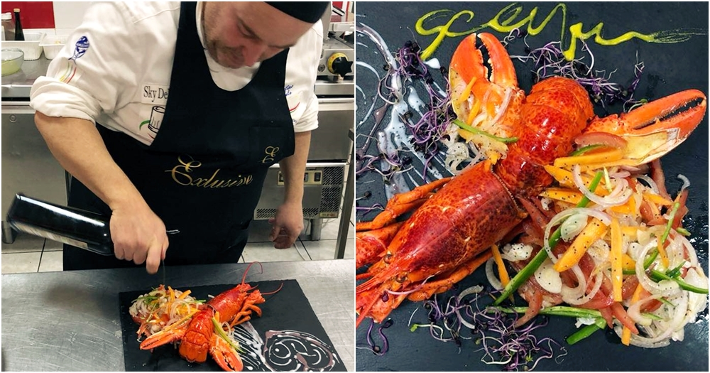 Bucătar italian în Cluj: Chef Paolo și dragostea pentru Italia