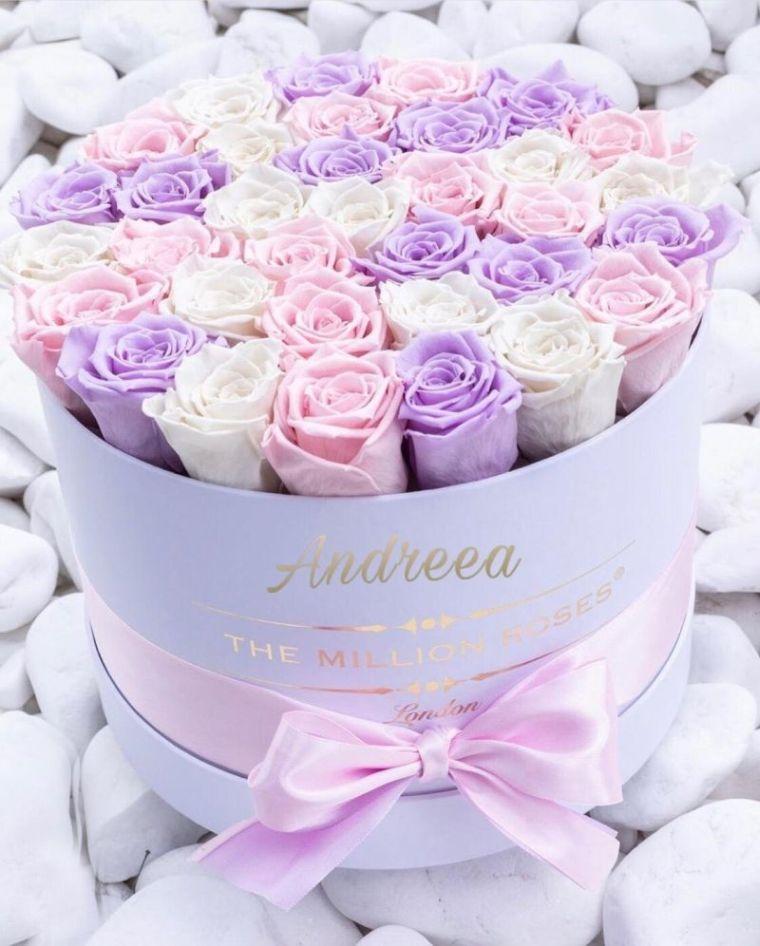 buchet de flori million roses 2