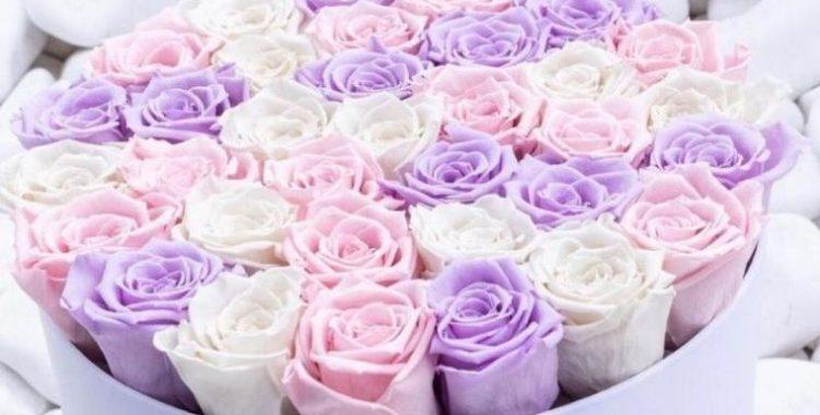 buchet de flori million roses