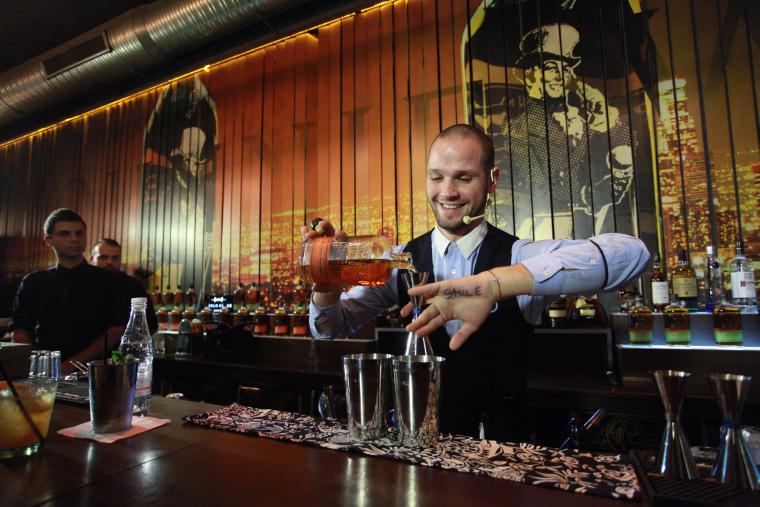 bucuresti barmani