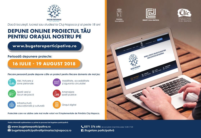 bugetare participativa cluj