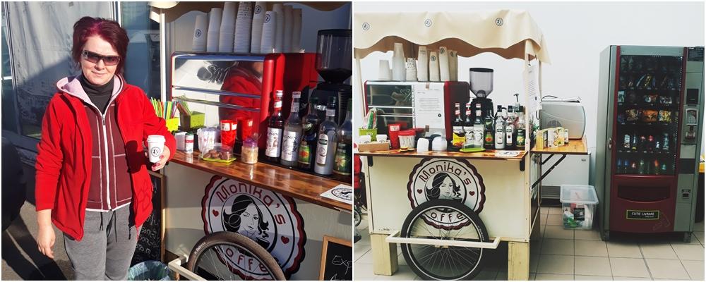 cafea pe bicicleta monika 2
