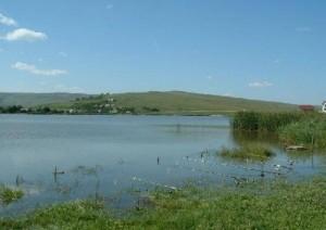 Zona piscicolă de agrement din satul Câmpeneşti