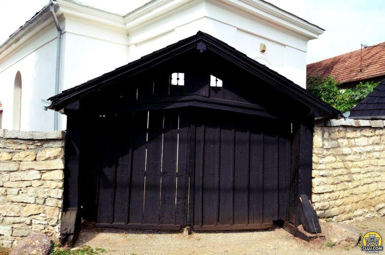 capusu biserica