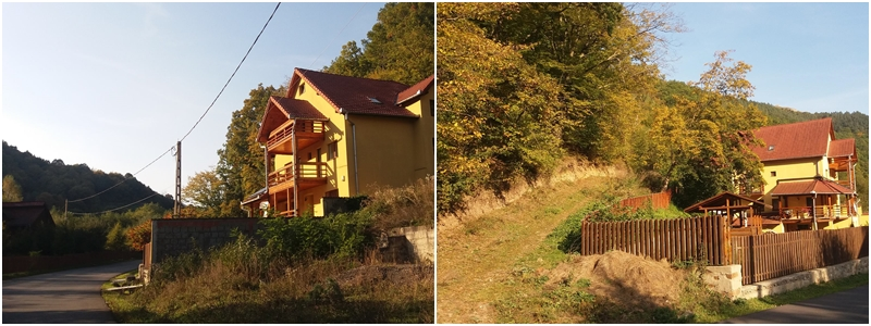 casa cu drumul cel mai scurt spre cetatea liteni