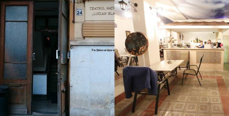 restaurantul Casa Vega