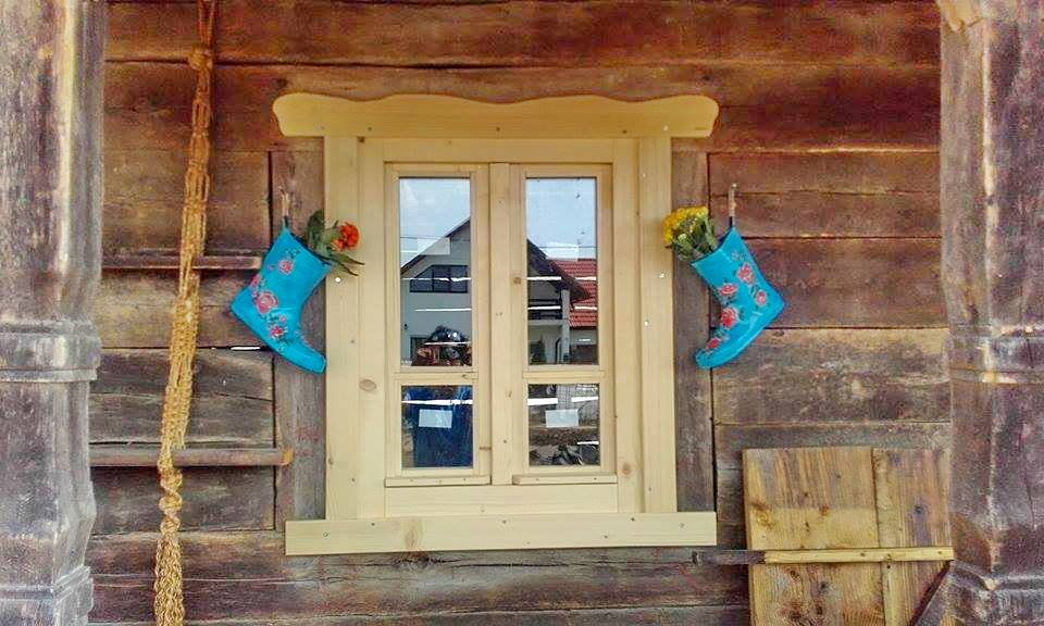 case din lemn vechi (1) mester sighet