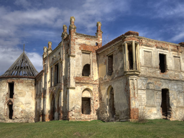 Castelul Bánffy din Bontida