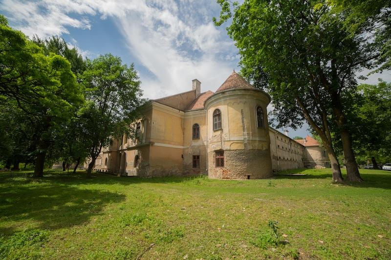 castel gilau banffy castele in cluj