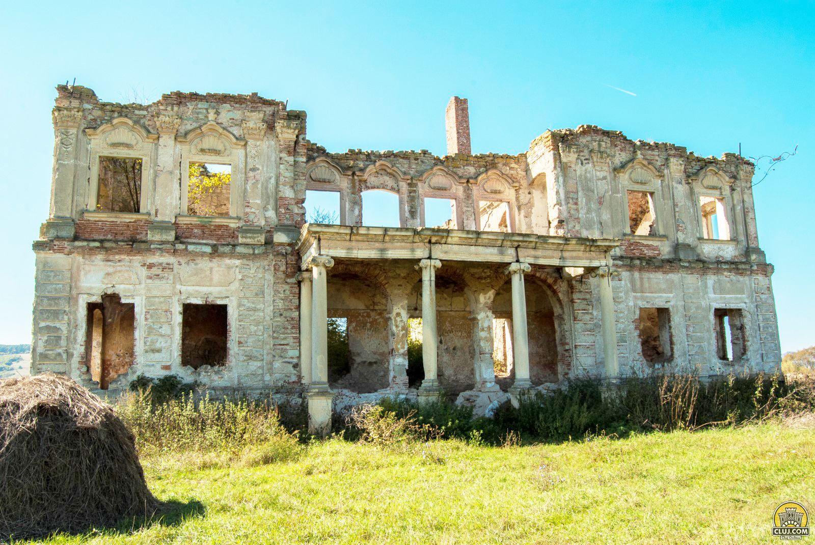 castelul Haller din Coplean 4