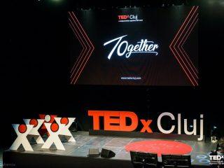 TEDxCluj 2021 – Cel mai mare eveniment TEDx din Romania