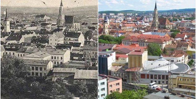 cele 5 cartiere medievale ale Clujului 01