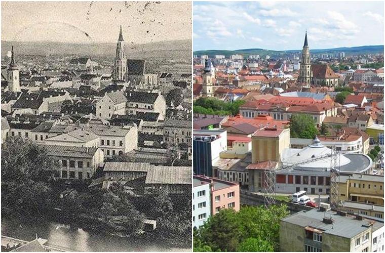 Cele 5 cartiere medievale ale Clujului