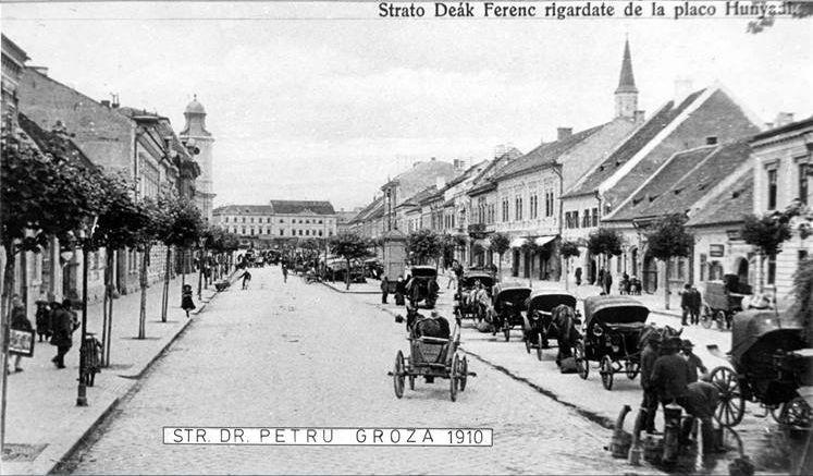 cele 5 cartiere medievale ale Clujului 3