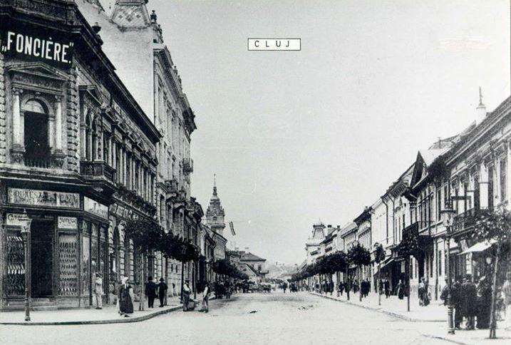 cele 5 cartiere medievale ale Clujului 5