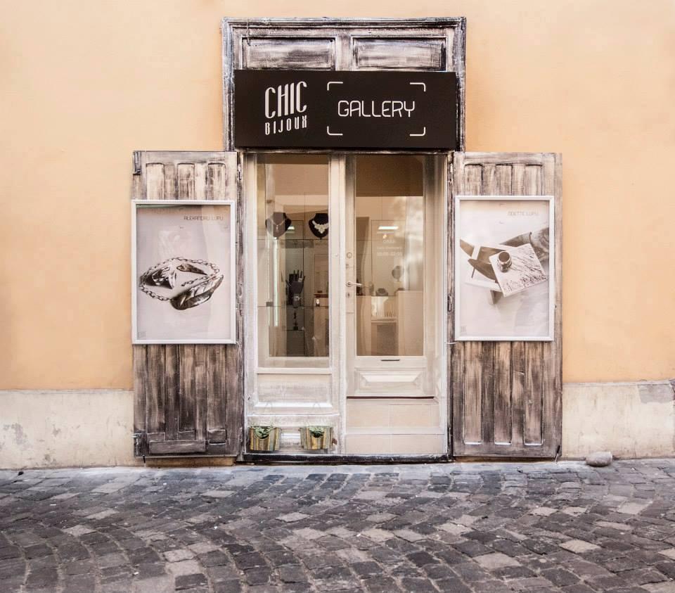 chic bijoux gallery cluj matei corvin