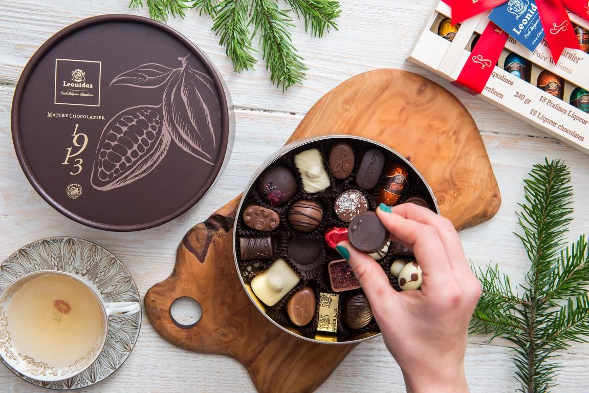 7 motive pentru care ciocolata este cel mai potrivit cadou de Crăciun