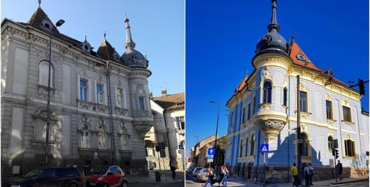 Clădirea de pe str. Republicii