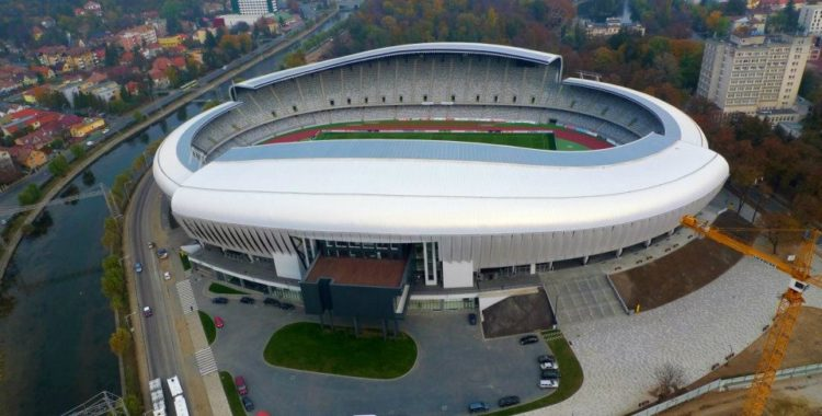 Cluj Arena Stadionul Ion Moina