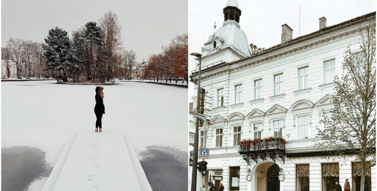 clujul in 13 fotografii ale lunii ianuarie 2018