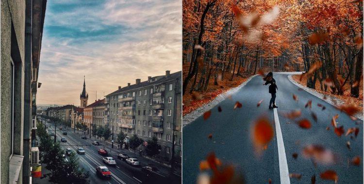 Clujul în 13 fotografii ale lunii octombrie