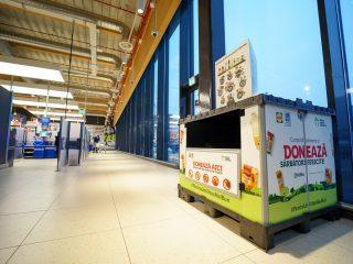 Colecta de Crăciun: clujenii pot să cumpere și să doneze alimente pentru persoanele în nevoie sau afectate de criza COVID-19