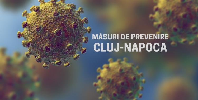 coronavirus in cluj b