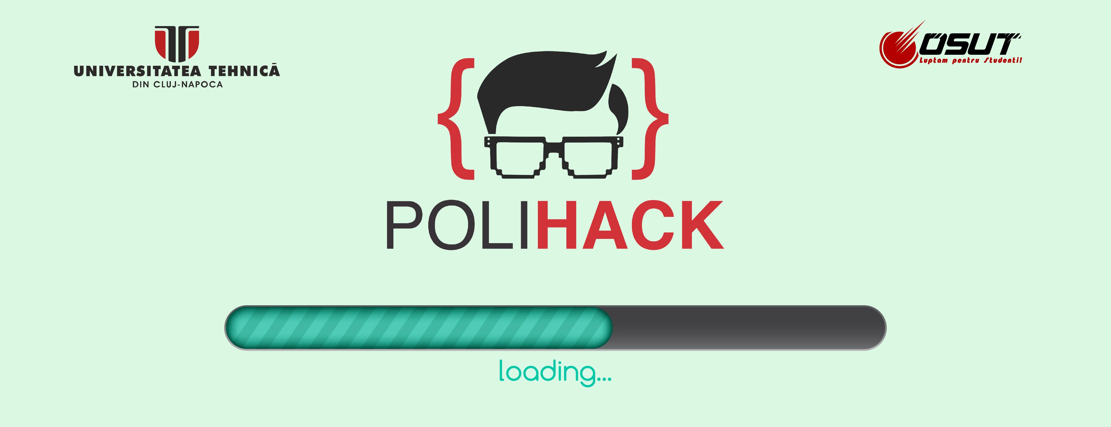 Au început înscrierile la Hackatonul UTCN – PoliHack!