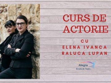 curs de actorie martie 2019