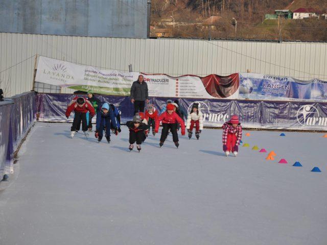 curs de patinaj copii adulți CLUJ