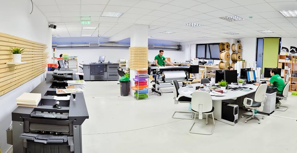 Daisler Print House – raiul tipografic al Clujului