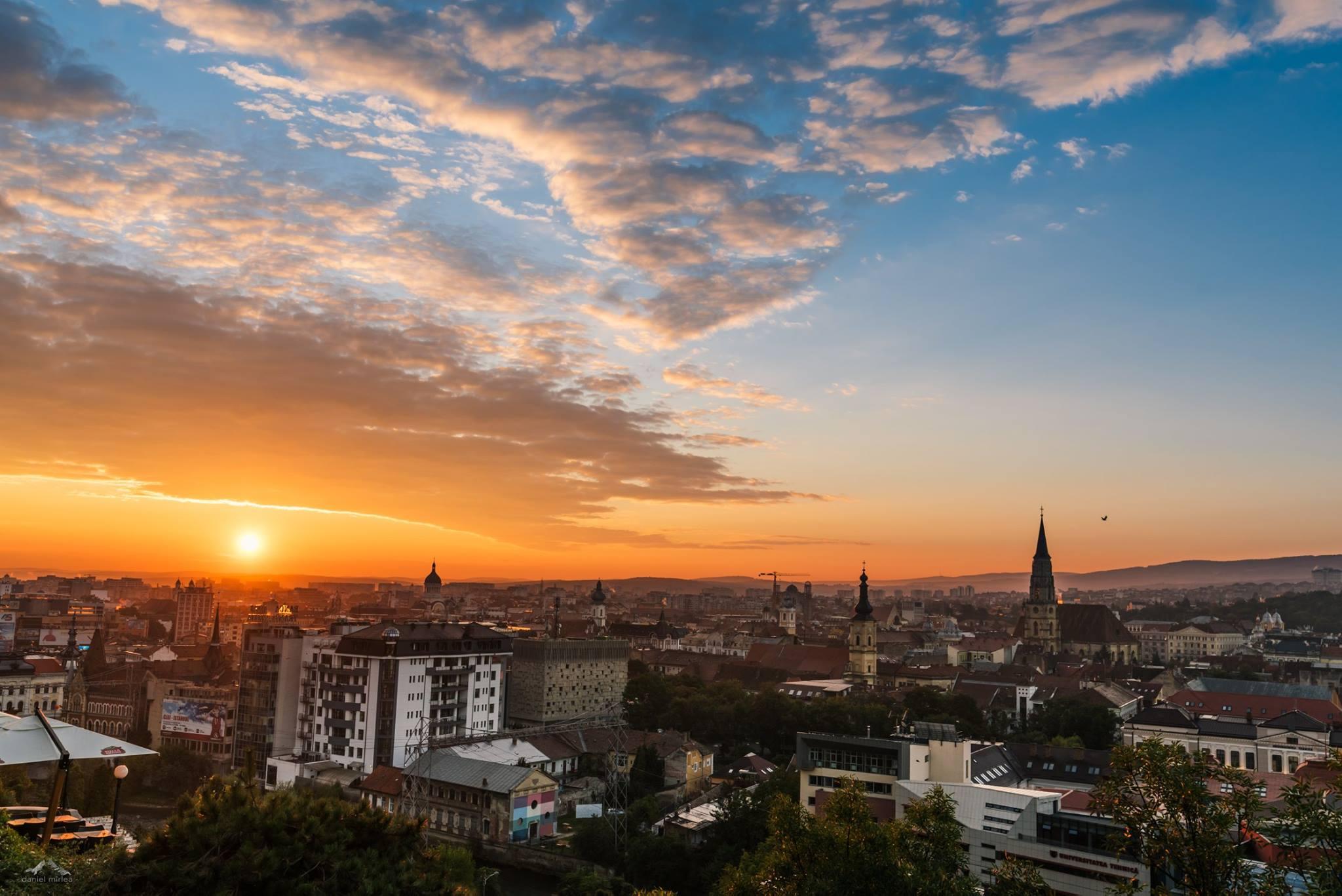 24 de ore în Cluj daniel mirlea rasarit